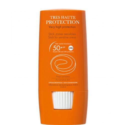 AVENE SUN Stick für empfindliche Zonen SPF 50+ 8 g