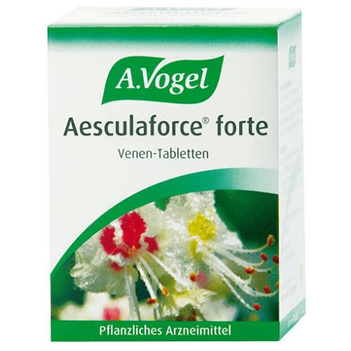 VOGEL Aesculaforce forte Venentabl 90 Stk