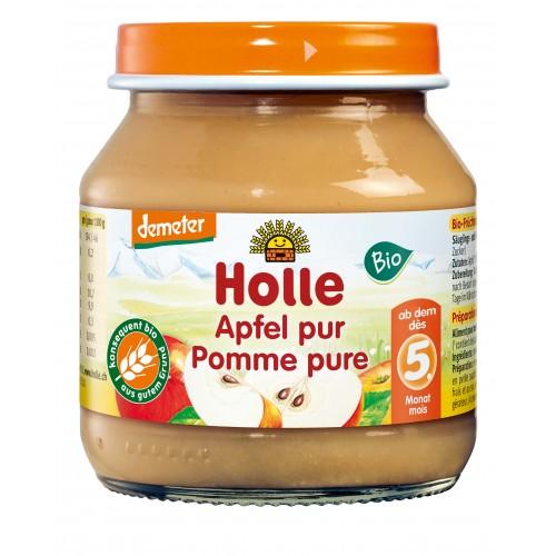 HOLLE Apfel pur Bio 125 g