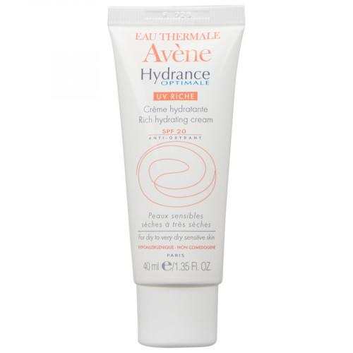 AVENE Hydrance Optimale Creme UV reichhaltig 40 ml