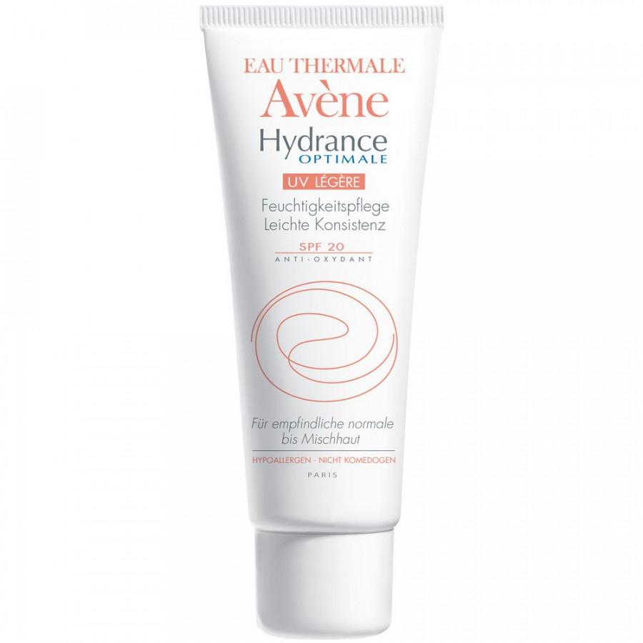 Hier sehen Sie den Artikel AVENE Hydrance Optimale Creme UV leicht 40 ml aus der Kategorie Gesichts-Balsam/Creme/Gel. Dieser Artikel ist erhältlich bei apothekedrogerie.ch