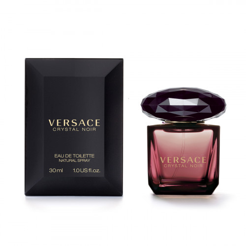 VERSACE CRYST NOIR EDT Vapo 30 ml