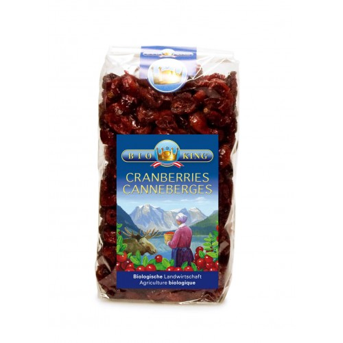 BIOKING Cranberries 250 g