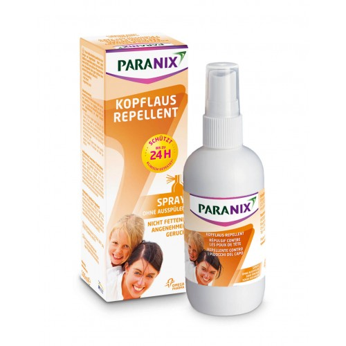 PARANIX Kopflaus Repellent Spray 100 ml