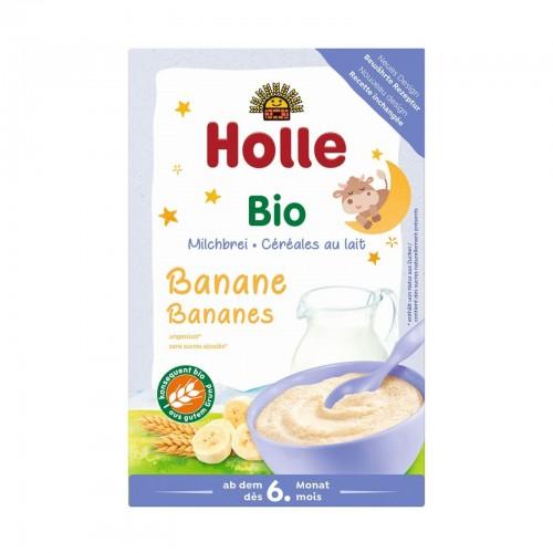 HOLLE Milchbrei Banane Bio 250 g