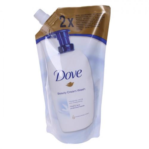 DOVE Creme-Waschlotion feuchtigkeits refill 500 ml