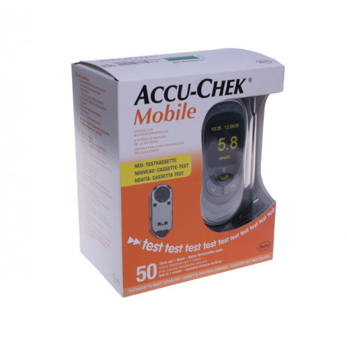ACCU-CHEK MOBILE Set mmol/L