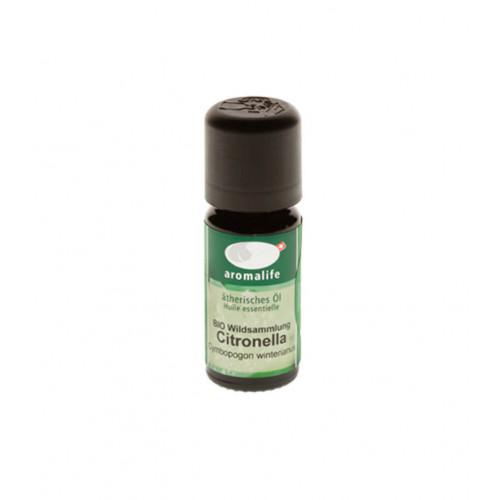 AROMALIFE Citronelle Äth/Öl 10 ml