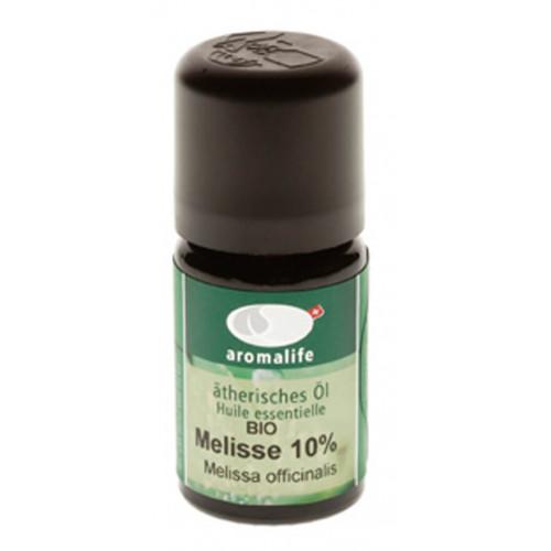AROMALIFE Melisse 10% Äth/Öl 5 ml