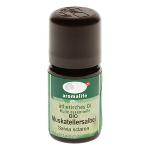 AROMALIFE Muskatellersalbei Äth/Öl 5 ml