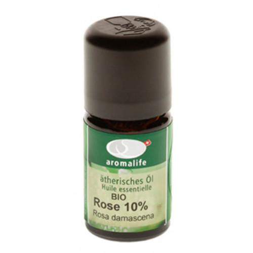 AROMALIFE Rose Bulgarien Äth/Öl 10 % Fl 5 ml