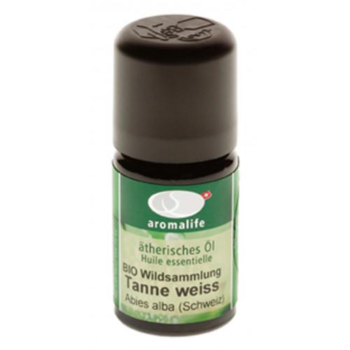 AROMALIFE Tanne weiss Äth/Öl Fl 5 ml