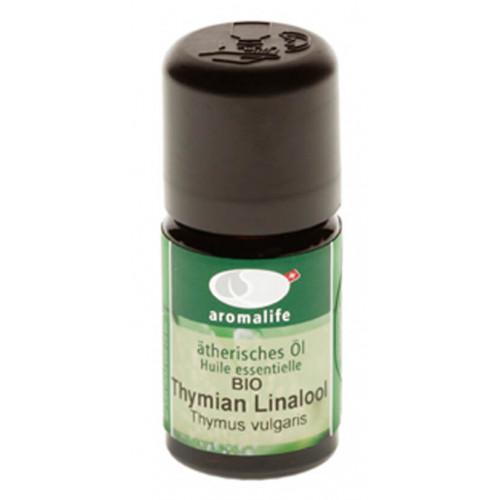 AROMALIFE Thymian Linalol Äth/Öl Fl 5 ml