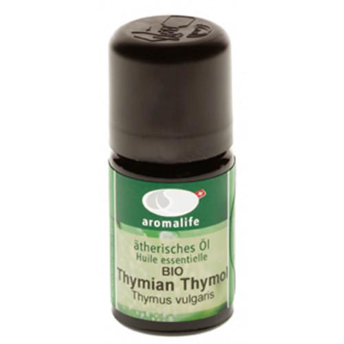 AROMALIFE Thymian Thymol Äth/Öl 5 ml