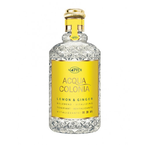 4711 ACQUA COLONIA Lemon&Ginger Splash&Col Spr 170 ml