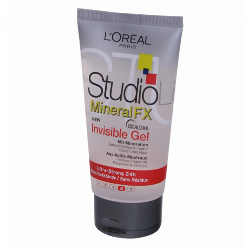 STUDIO LINE Mineral FX Gel Fluid U-Strong 150 ml