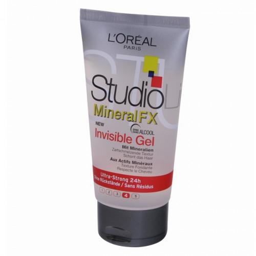 STUDIO LINE Mineral FX Gel Fluid U-Strong 150 ml