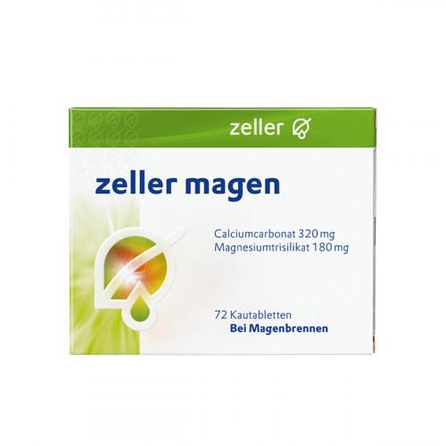 ZELLER Magen Kautabl 36 Stk