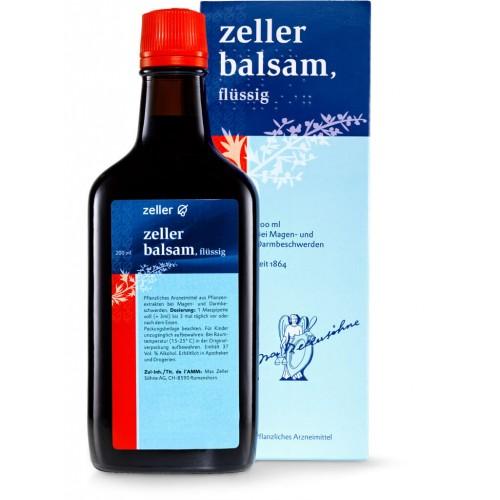 ZELLER Balsam liq Fl 200 ml