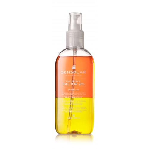 SENSOLAR Sonnenspray LSF 25 ohne Emulgator 200 ml