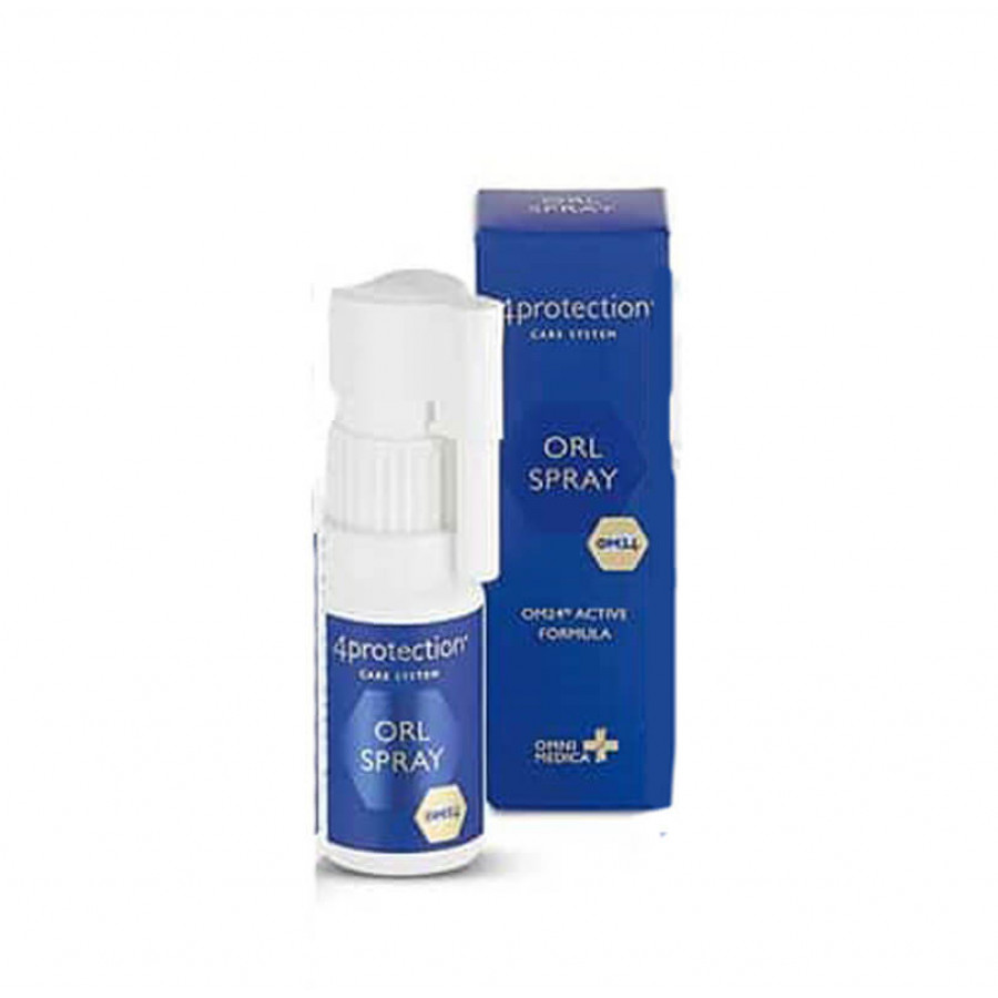 4PROTECTION OM24 ORL Spray 10 ml