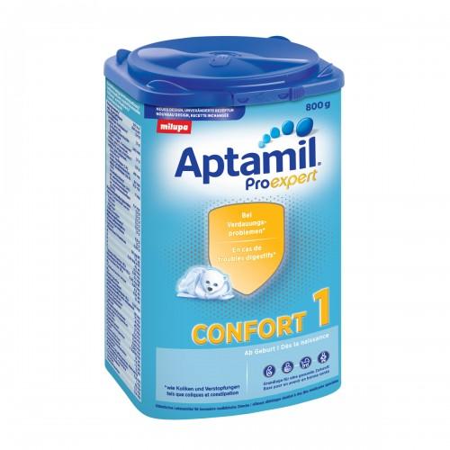 MILUPA Aptamil Confort 1 Schoppen EaZypack 800 g