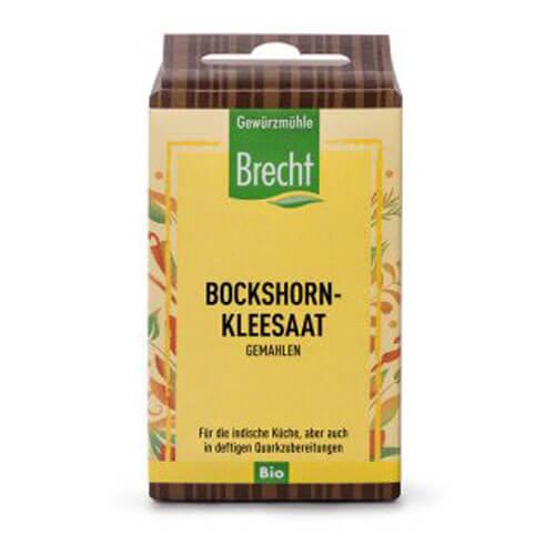 BRECHT Bockshornkleesaat gemahl Bio ref Btl 40 g