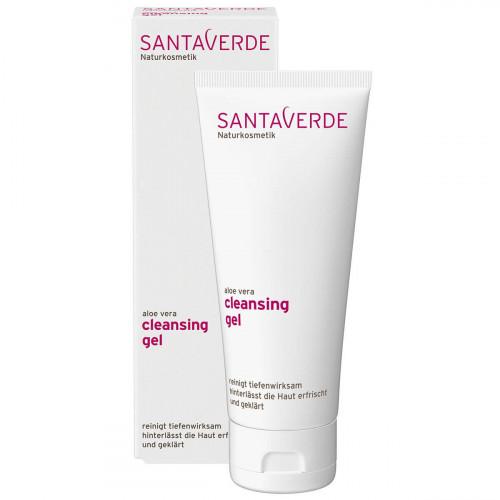 SANTAVERDE cleansing gel 100 ml