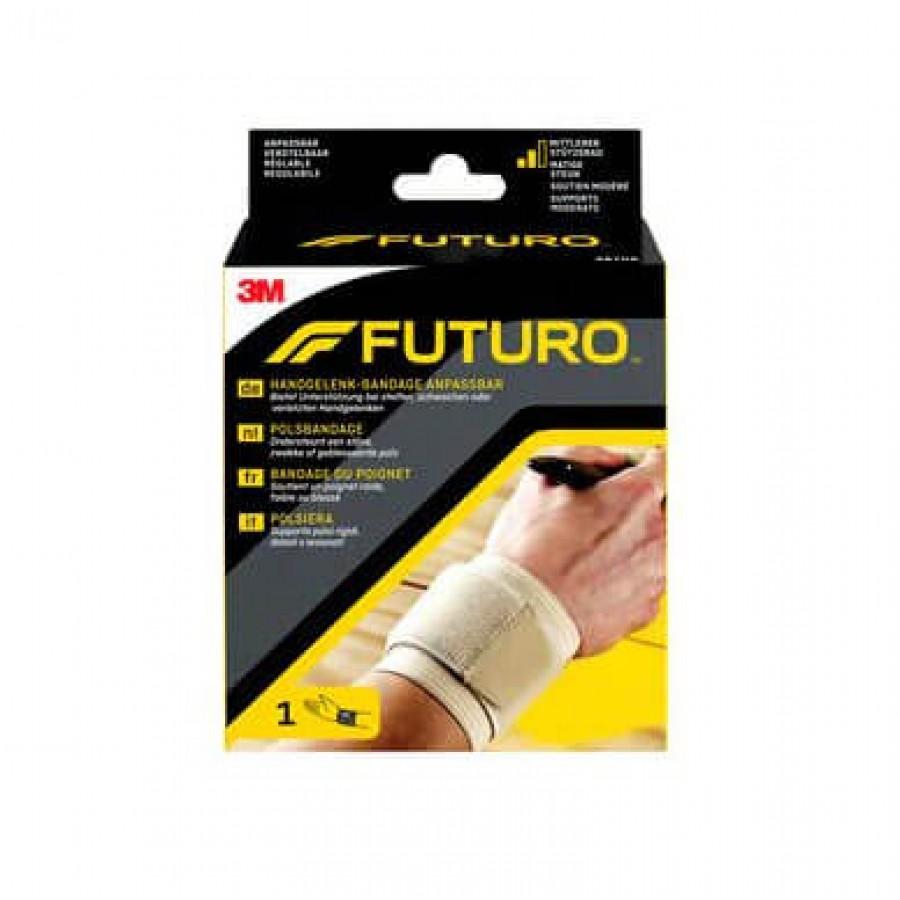 Hier sehen Sie den Artikel 3M FUTURO Handgelenkbandage one size aus der Kategorie Handgelenkbandagen. Dieser Artikel ist erhältlich bei apothekedrogerie.ch