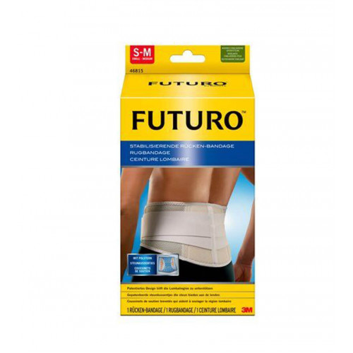 3M FUTURO Rückenbandage S/M