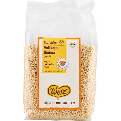 WERZ Quinoa Pops 125 g