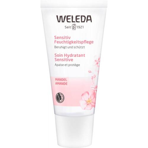 WELEDA MANDEL Sensitiv Feuchtigkeitspflege 30 ml