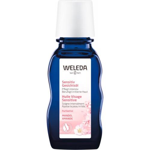 WELEDA MANDEL Sensitiv Gesichtsöl Fl 50 ml
