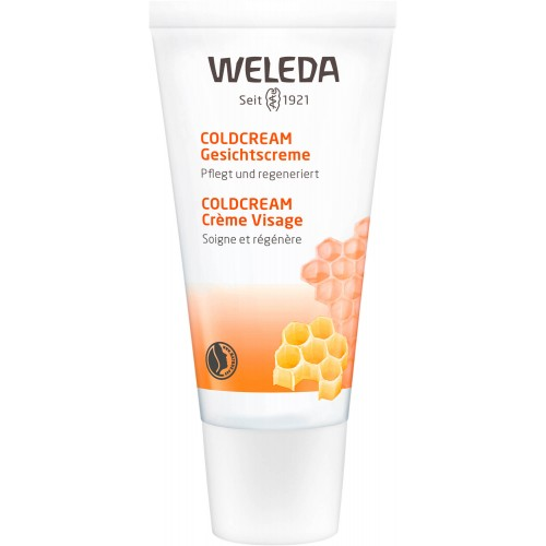 WELEDA COLDCREAM Gesichtscreme 30 ml