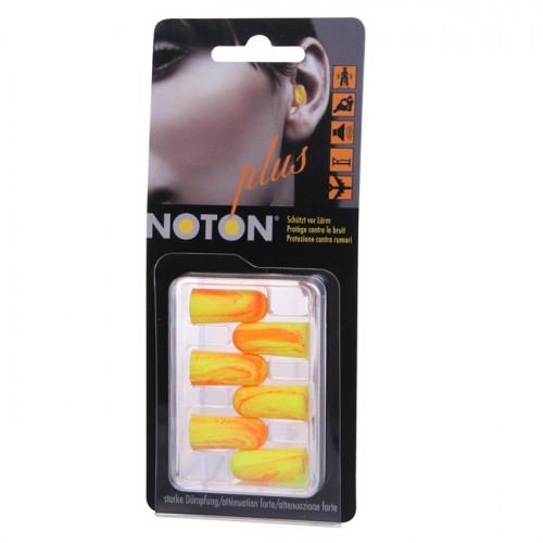 NOTON EAR Plus Blist 3 Paar