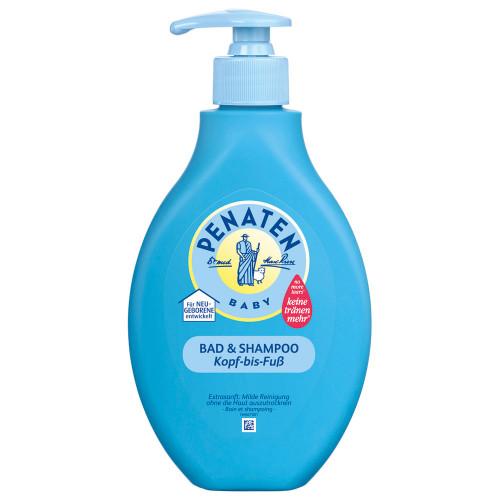 PENATEN Bad & Shampoo Kopf bis Fuss (alt) 400 ml