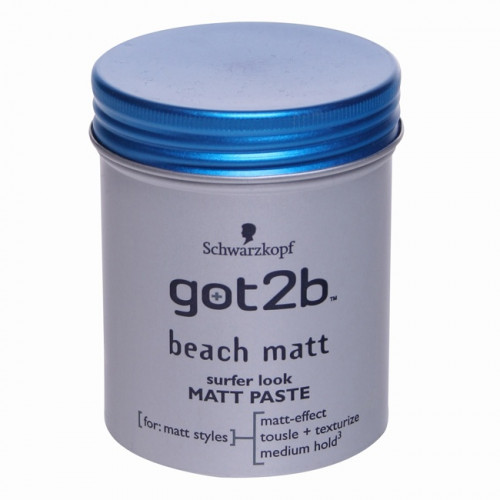 GOT2B Beach Matt Paste 100 ml