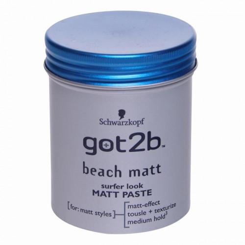 GOT2B Beach Matt Paste 100 ml