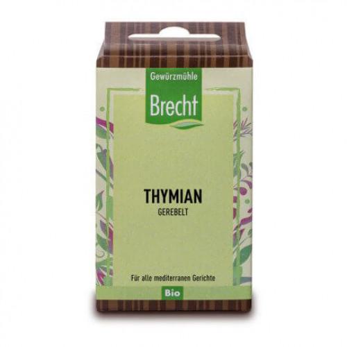 BRECHT Thymian gerebelt Bio refill Btl 10 g