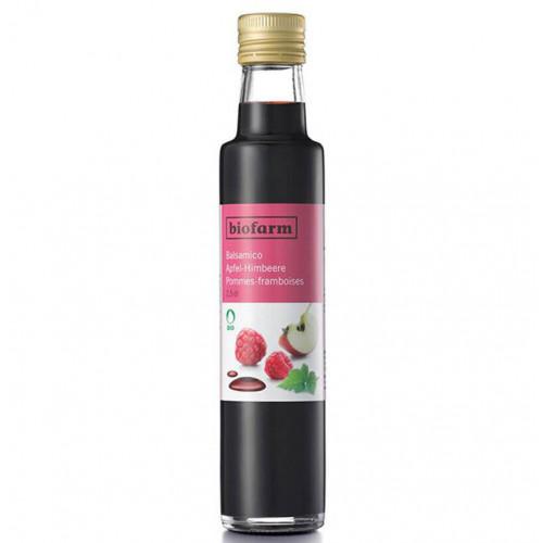 BIOFARM Balsamico Apfel Himbeere 250 ml