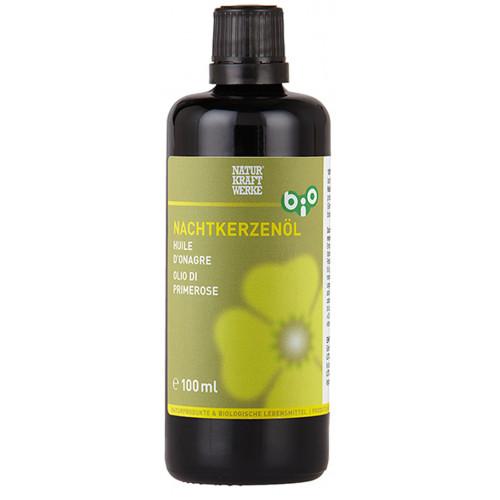 NATURKRAFTWERKE Nachtkerzenöl nativ Bio 100 ml