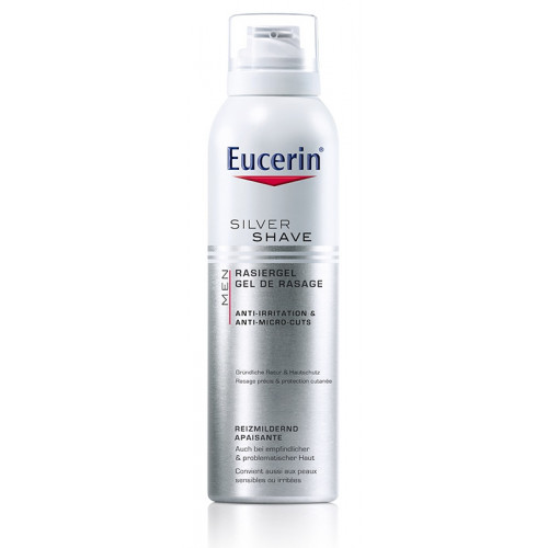 EUCERIN Men Rasiergel Aeros 150 ml