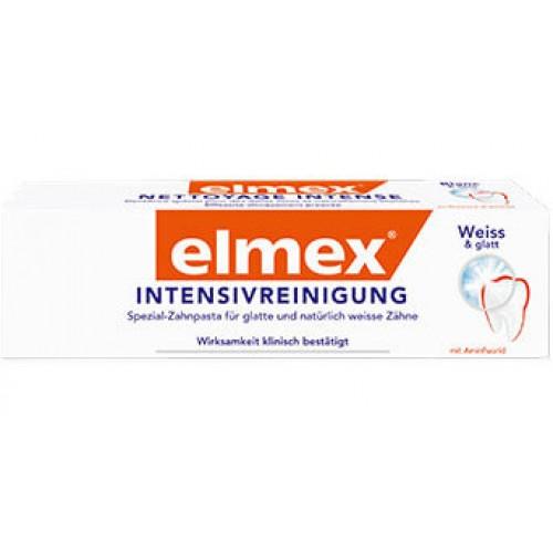 ELMEX INTENSIVREINIGUNG Zahnpasta 50 ml