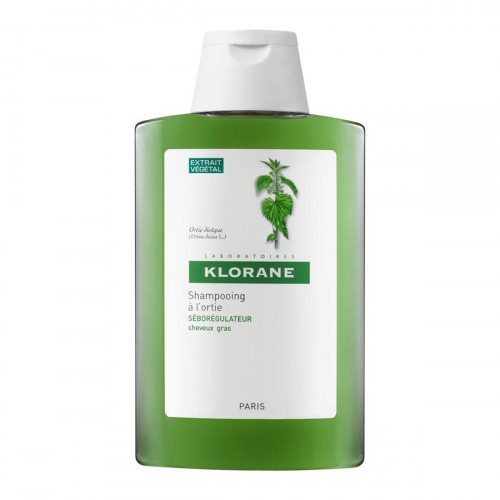 KLORANE Brennnessel Shampoo 400 ml