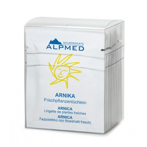 ALPMED Frischpflanzentüchlein Arnika 13 Stk