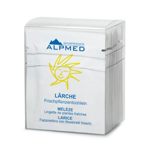 ALPMED Frischpflanzentüchlein Lärche 13 Stk