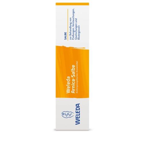 WELEDA Arnica-Salbe Tb 70 g