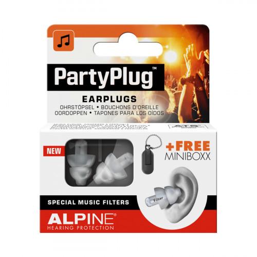 ALPINE PartyPlug Ohrstöpsel 1 Paar