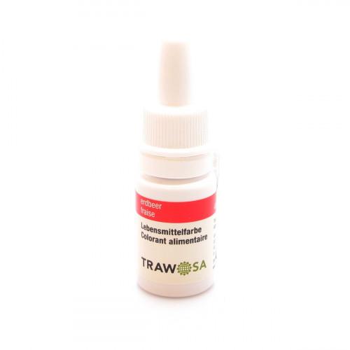 TRAWOSA Lebensmittelfarbstoff erdbeer 10 ml