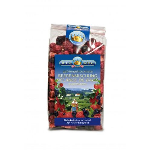 BIOKING Beerenmischung gefriergetrocknet 40 g